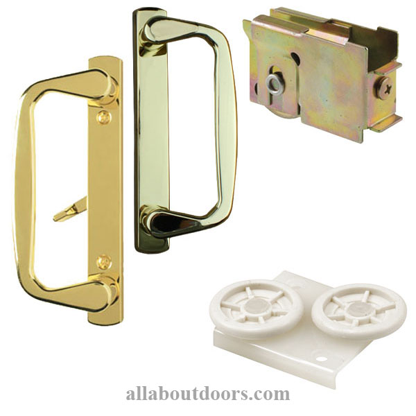 Peachtree Sliding Door Parts