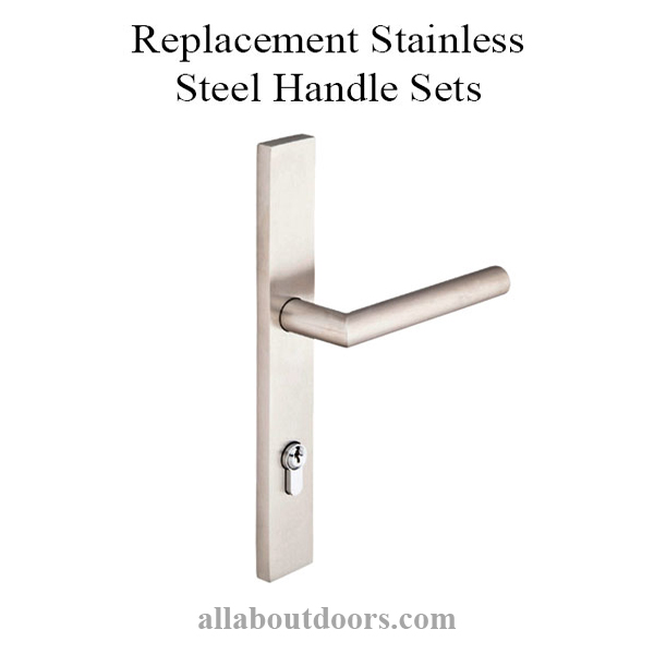 Stainless Steel Handlesets