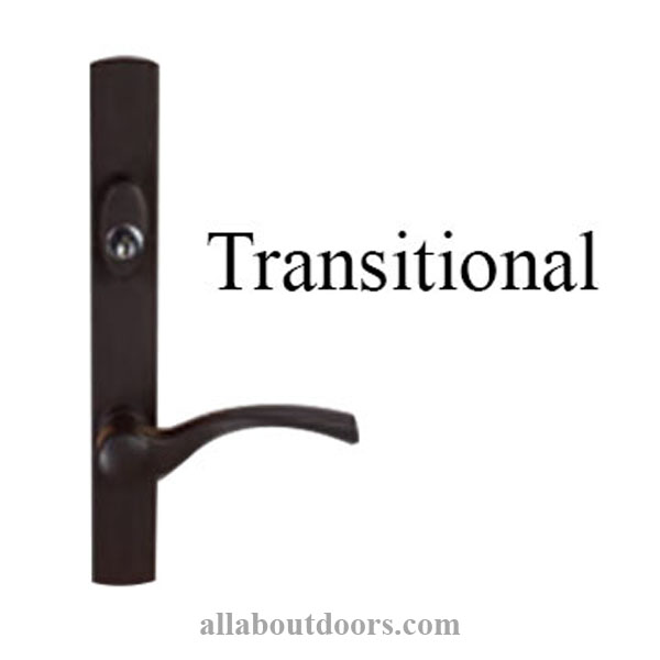 Transitional Style Handle Sets