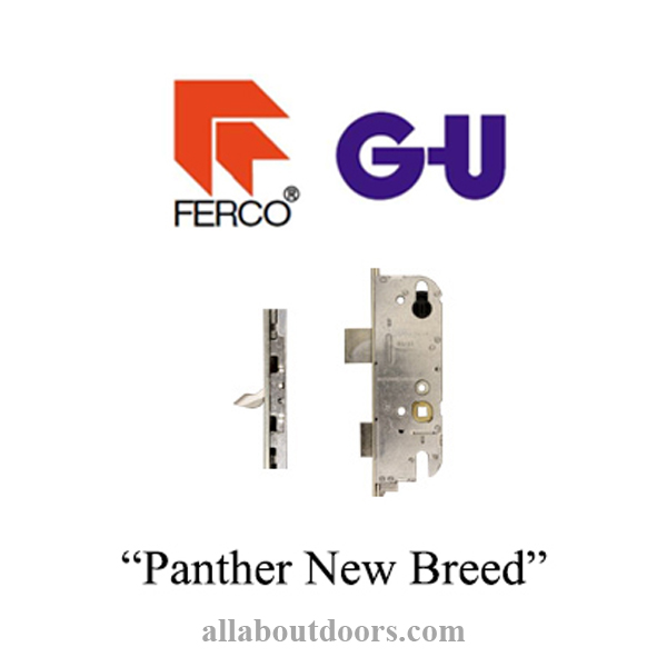 GU NEW BREED Multipoint Lock-Panther with Tongues