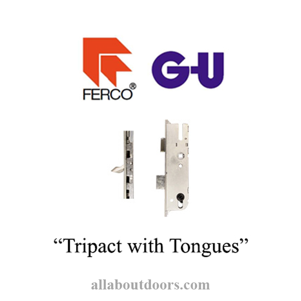 GU EUROPA Multipoint Lock-Tripact with Tongues