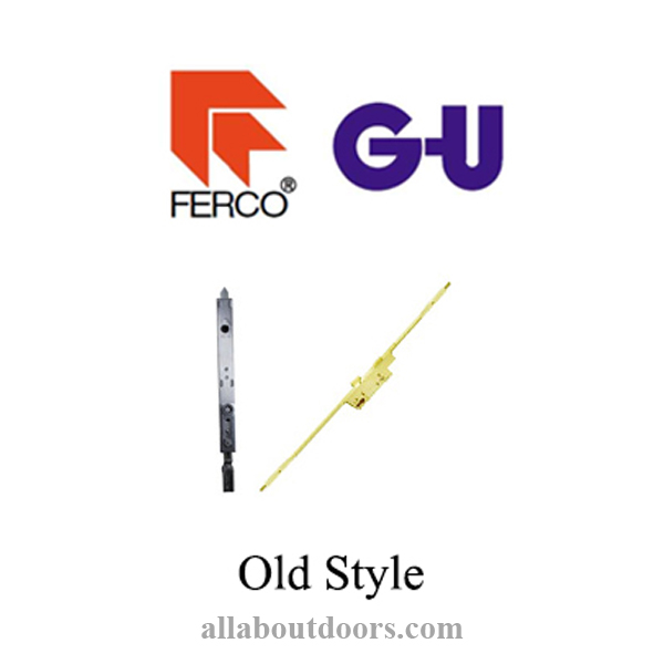 GU Old-Style Locks and Miscellaneous Parts