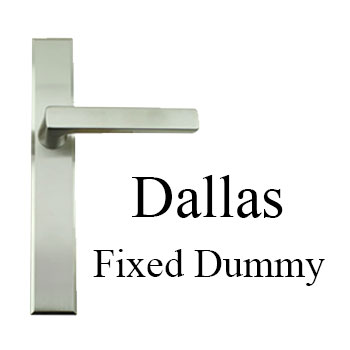 Dallas Contemporary Paired Dummies