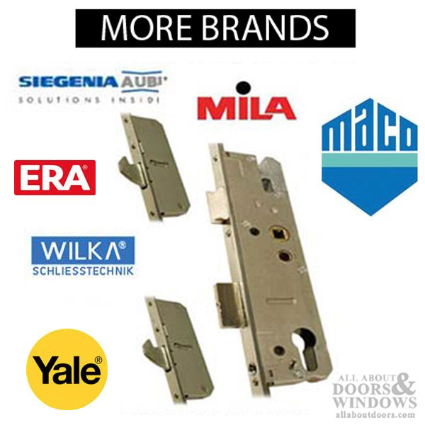 Miscellaneous Multipoint Lock Hardware
