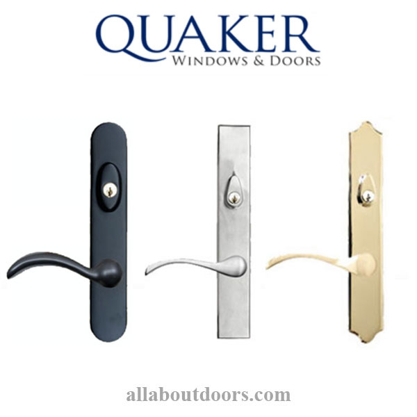 Quaker Multipoint Lock Hardware