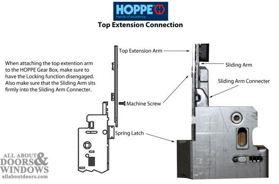 Door Backset Extension Amp Schlage 43 005 5 U0026quot