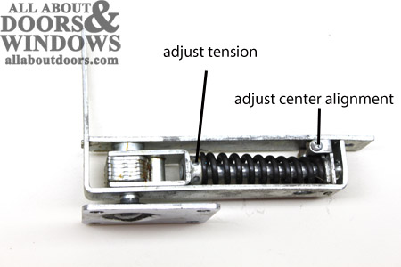 Adjust Swinging Door