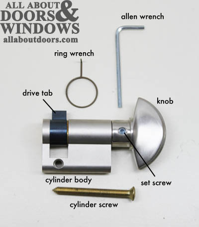 Key Cylinder Removal Lock Rekeying All About Doors