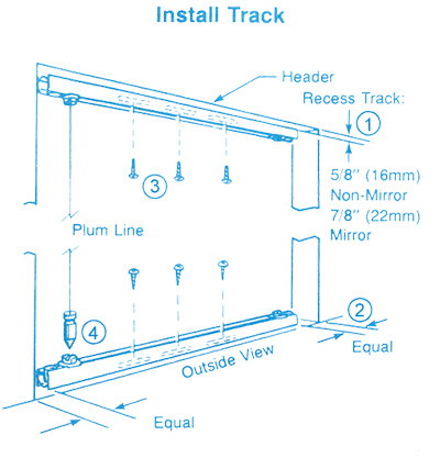 How to Install Float-Away Bifold Doors