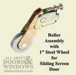 How To Adjust Peachtree Sliding Screen Door Rollers