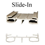 slide on slide in door bottom