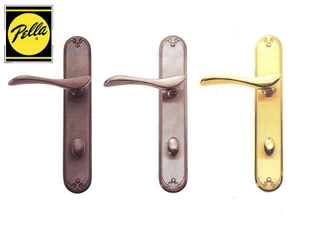 How To Open A Pella 3 Point Lock Door Stuck Closed In Locked Position