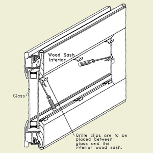 Grille Clip Installation Instructions