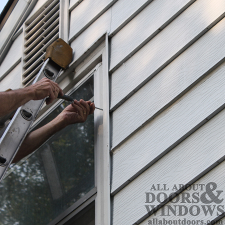 How To Install A Replacement Window In An Existing Frame