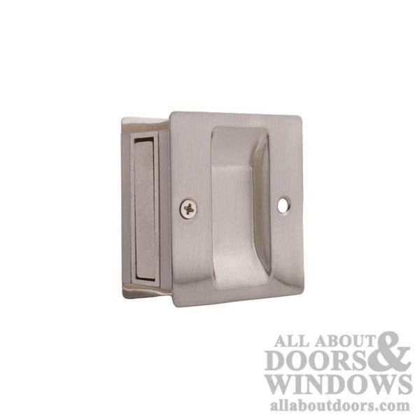 Weslock Passage Rectangular Passage Pocket Door Lock