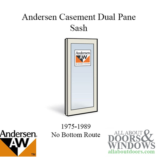 Casement Window Sash Andersen All About Doors