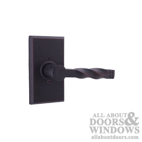 Weslock R7105H1--0020 Carlow Lever Oil-Rubbed Bronze