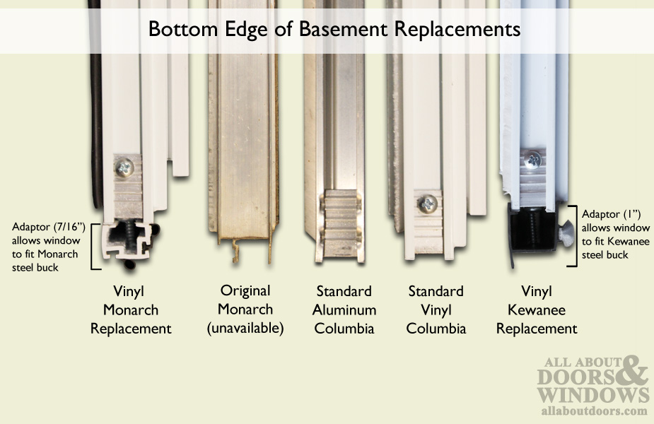 Main on Larson Storm Door Replacement Parts
