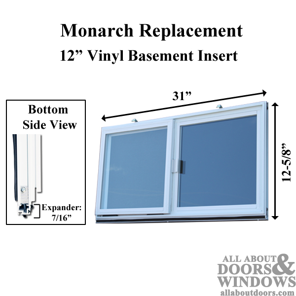 Basement Window Inserts Basement Window Insert Replacement
