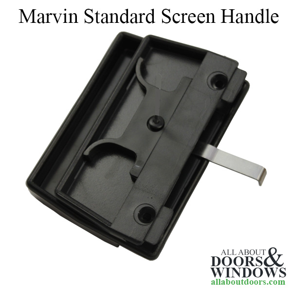 Non Handed Plastic Latch Amp Pull Handle Set With Steel