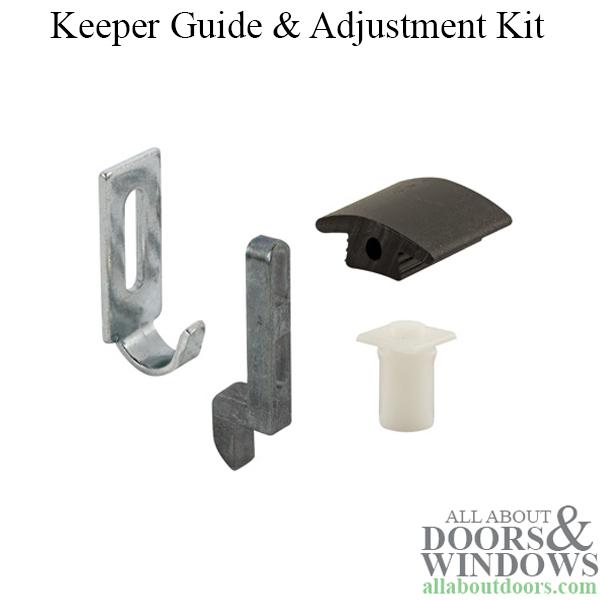 Keeper Guide Amp Adjustment Kit For Sliding Screen Door
