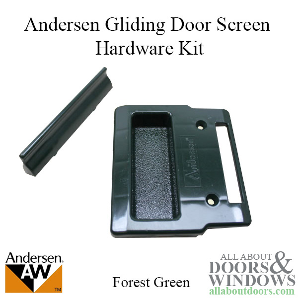 Andersen Sliding Screen Door Parts Packages Door Parts