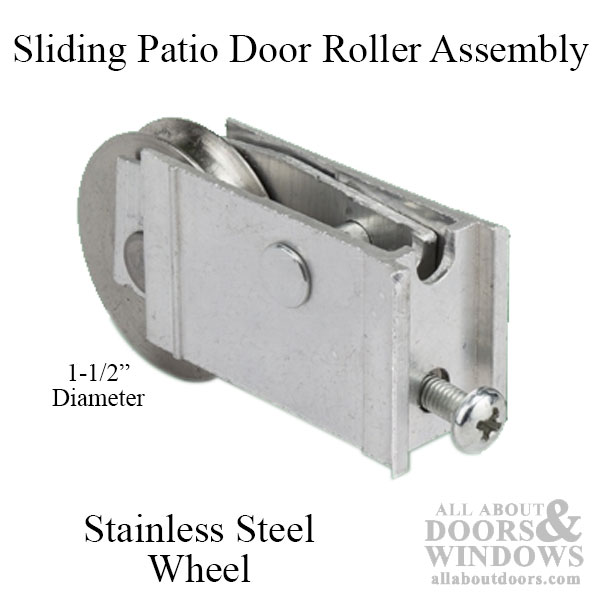 Replacement Sliding Glass Door Rollers Sliding Glass Door Assembly