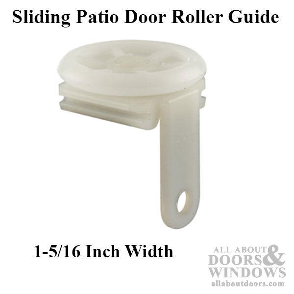 Peachtree Citation Top Roller Guide Kit