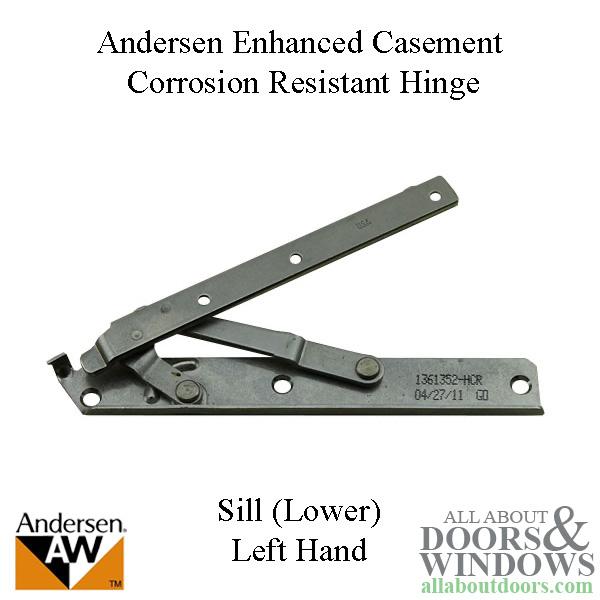 Casement Window Hinges Andersen Hinges All About Doors