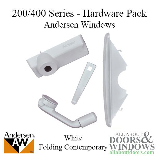 Andersen Casement Window 200 400 Series Hardware Pack