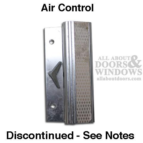 Misc Screw Spacing Glass Patio Door