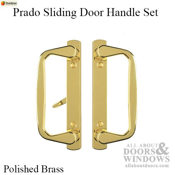 Strike For Peachtree Prado Sliding Glass Door Lock