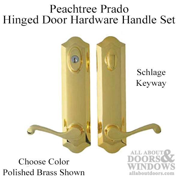 Keyed Entry Door Locks Entrance Trim Sets Handlesets