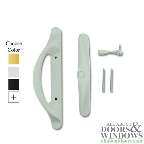 Truth 3 15 16 Quot Screw Spacing Glass Patio Door