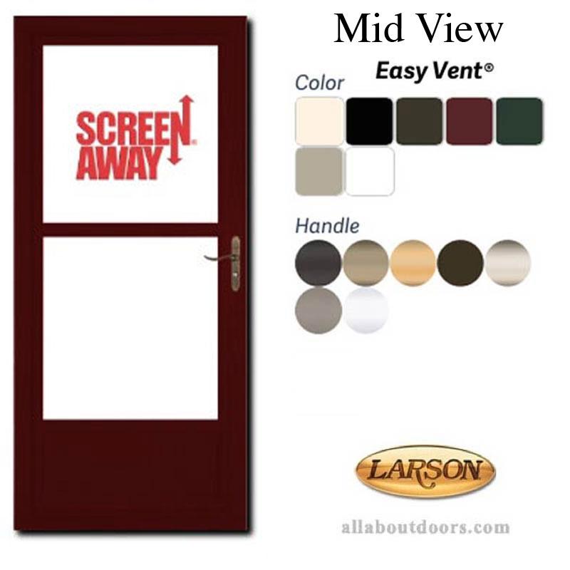 Mv Main on Larson Storm Door Screen Insert