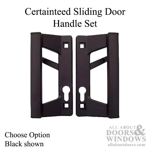 Discontinued Certainteed Sliding Door Lock Euro Style
