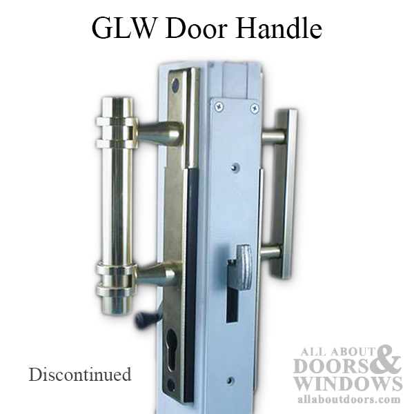 Unavailable Glw Patio Door Handle Disc Old Style Plated Brass