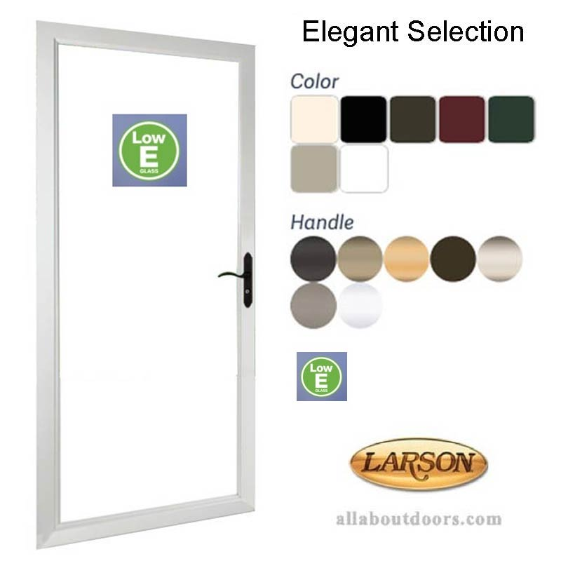 Larson Elegant Selection 149fve Full View Low E