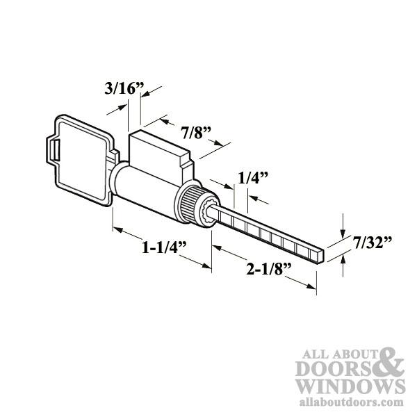 Key Lock For Sliding Glass Door Weiser Door Locks
