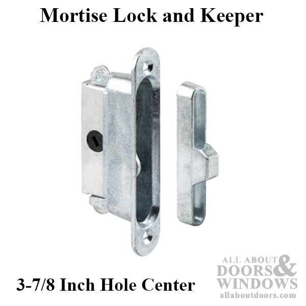 Traco Mortise Lock And Keeper 1 11 16 Inch Large Housing