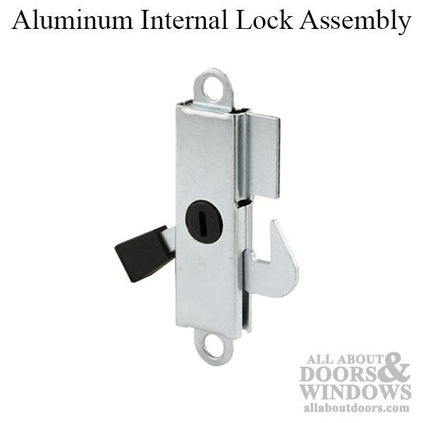 Aluminium Sliding Doors Embly on