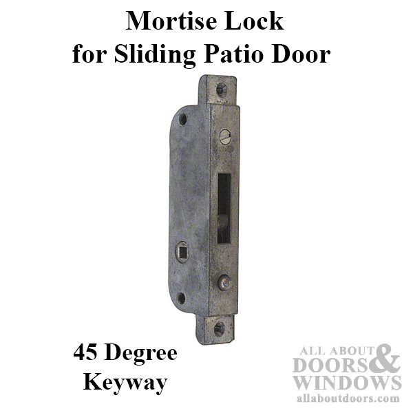 Discontinued Mortise Lock Sliding Patio Door Unique