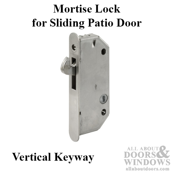 Mortise Lock Sliding Patio Doors Made By Andersen