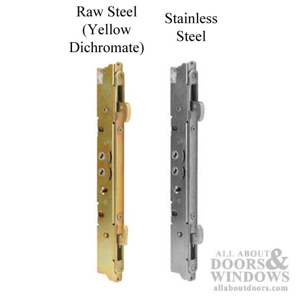 2 Point Mortise Lock, Sliding Patio Door w/ Screws