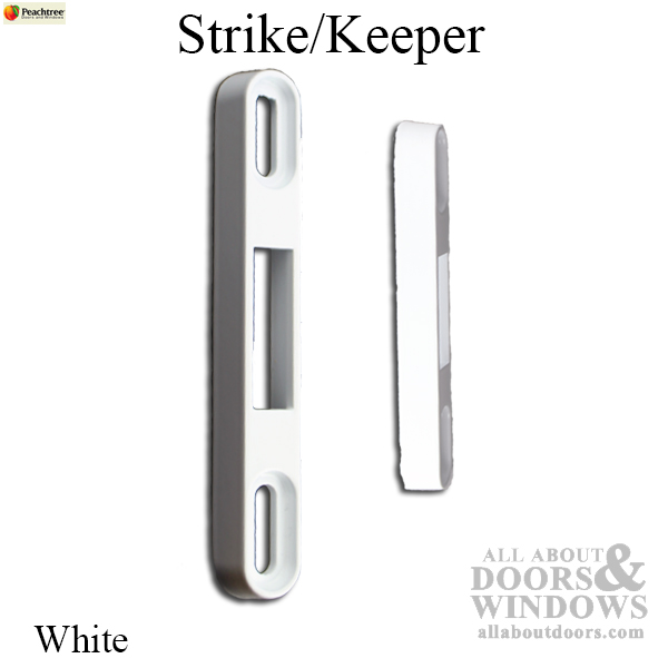 Door Keepers Amp Strikes Glass Patio Door