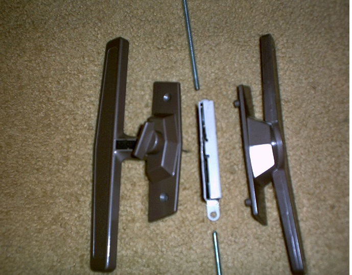 Rod Locks Locks For Sliding Doors All About Doors
