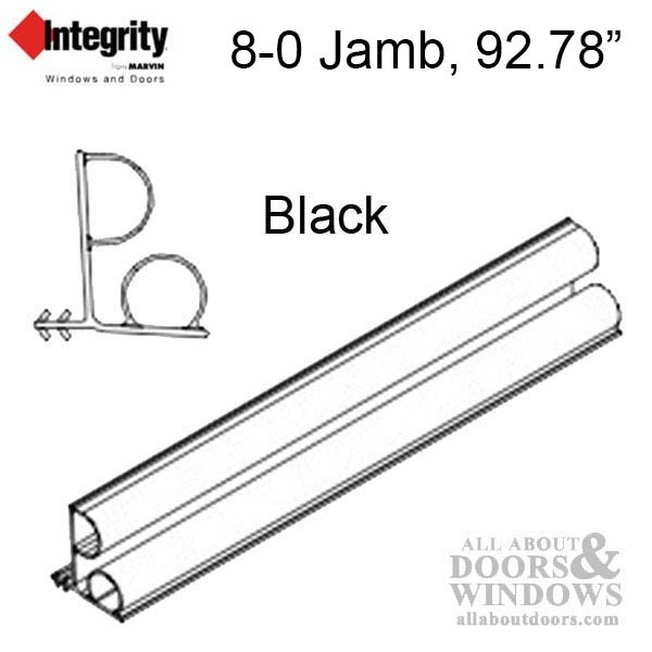Integrity By Marvin Hinged Door Jamb Weatherstrip V2350