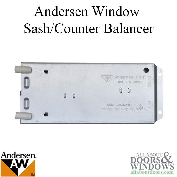 Sash Balancer 200 Series Narroline Window 28 7 16 X 19