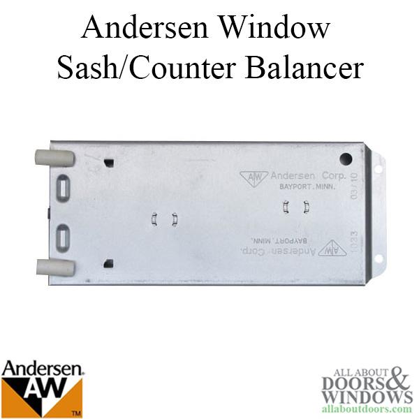 Andersen 200 Series Narroline Window Sash Counter Balancer