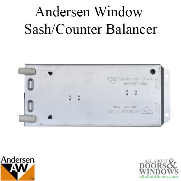 Andersen Window Balance Window Balance Replacement Parts